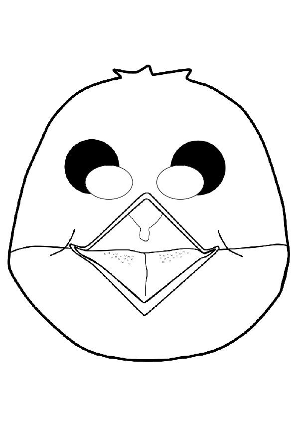 Kagittan Kus Maskesi