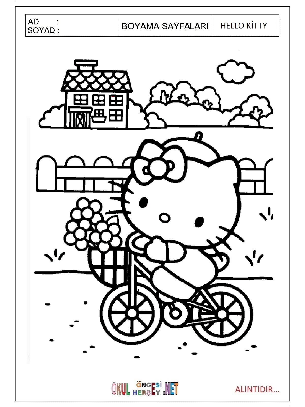 Arthur Coloring Pages Summer
