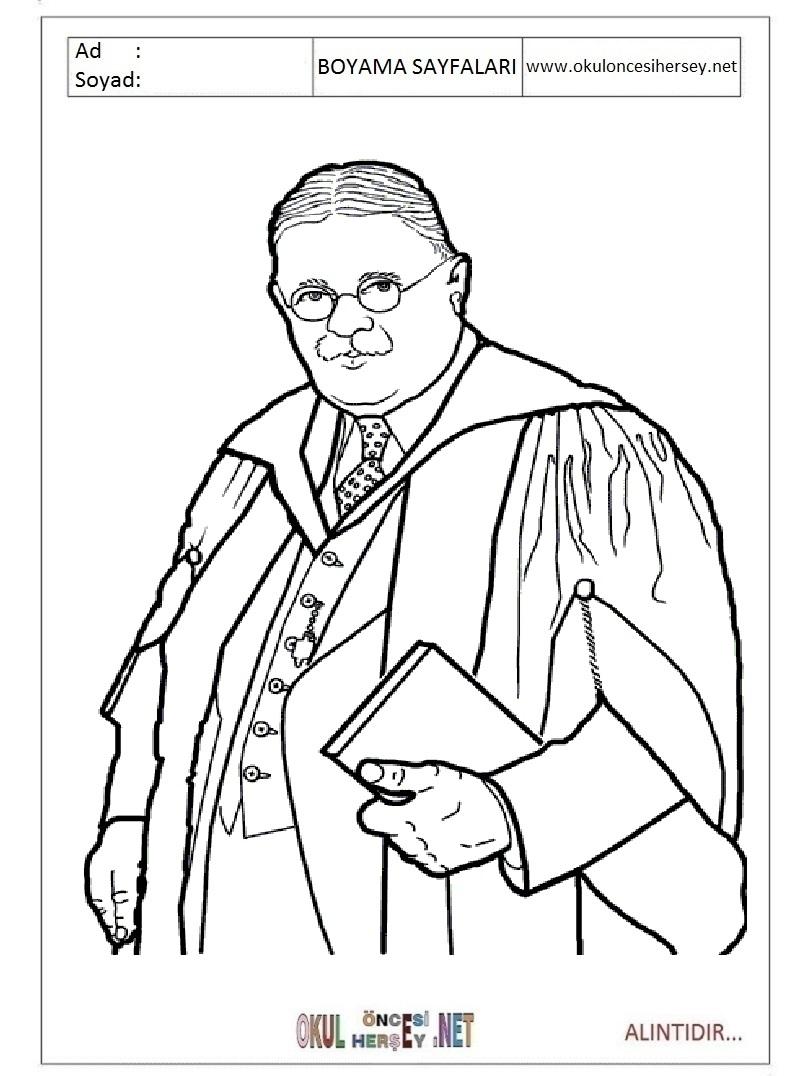 Hakim Boyama Sayfalari