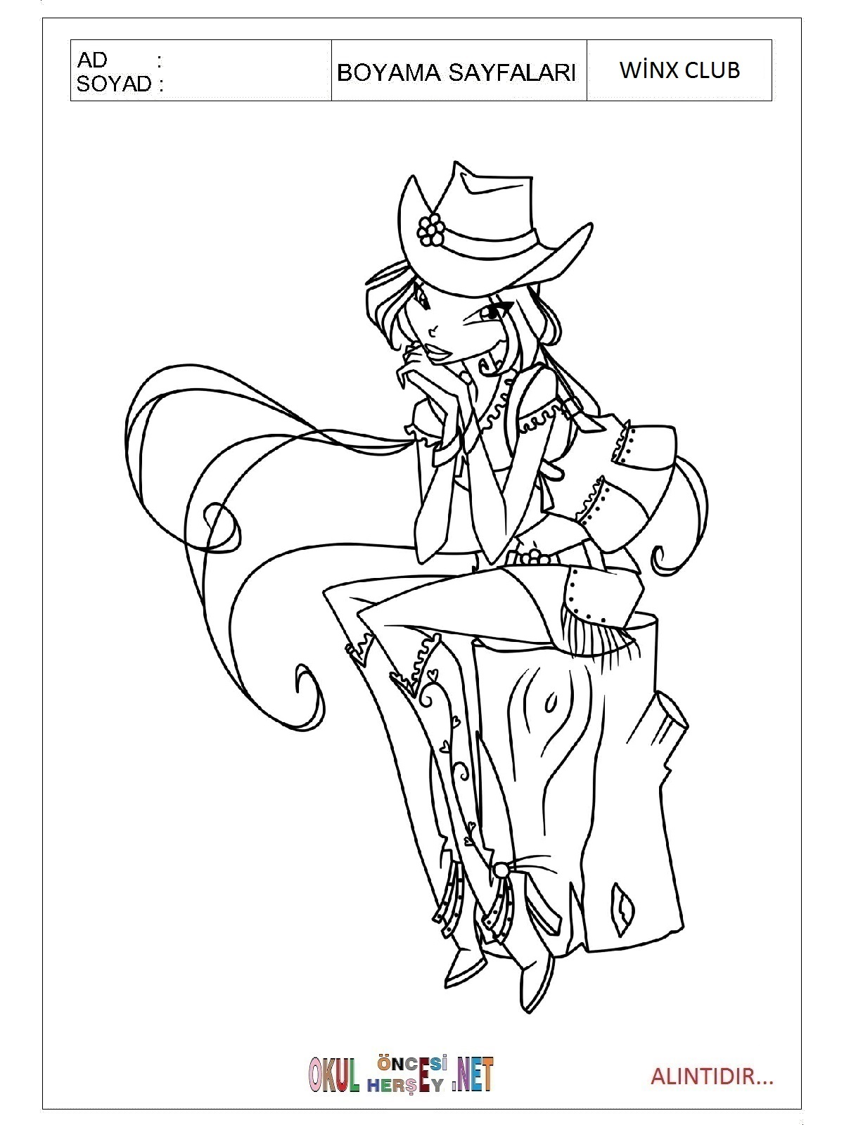 coloring book club bloom winx club coloring pages