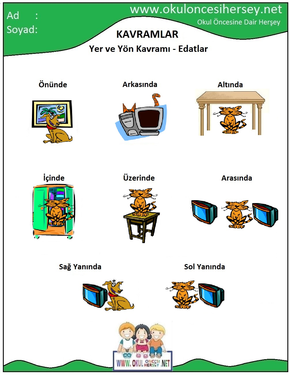 Yer Yon Kavrami