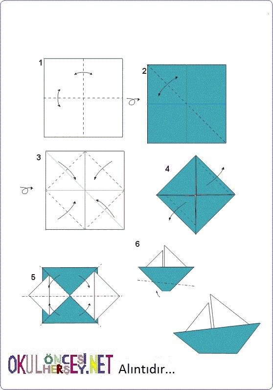 Gemi Origami
