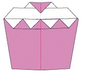Okul öncesi dönem için origami çalişmalari
